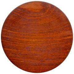 Gordon Keeler New Hampshire Craftsman Turned Wood Tray
