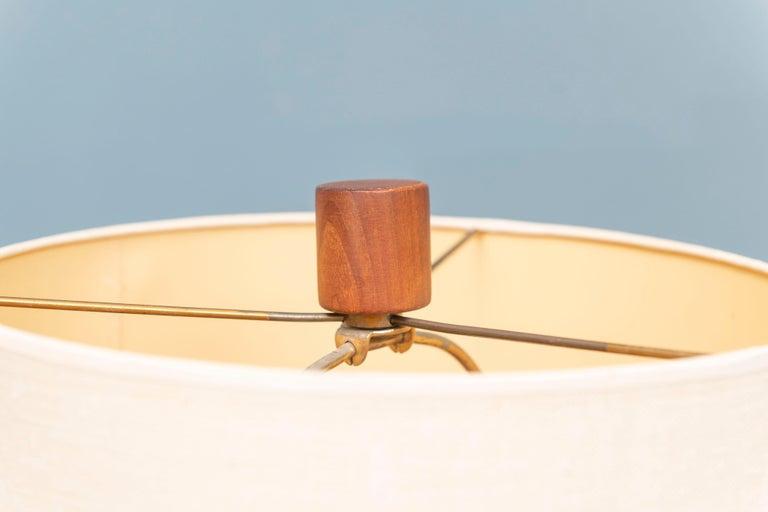 Mid-Century Modern Gordon Martz Ceramic Table Lamp For Sale