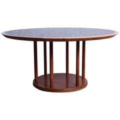 Gordon Martz Tile Top Dining Table