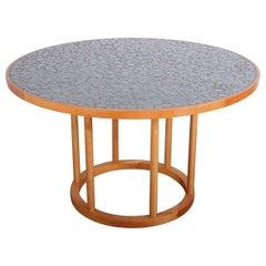 Gordon Martz Tile Top Dining Table