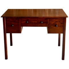 Gordon Russell Cuban Mahogany Writing Desk 1929 Extremely Rare