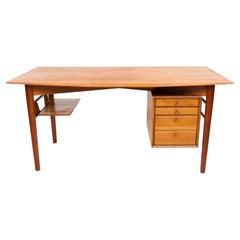 Gordon Russell for Heals Mid Century Walnut Desk, 1950s