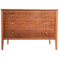 Gordon Russell Indian Laurel Teak Midcentury Chest of Drawers