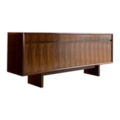 Gordon Russell Marwood Rosewood Sideboard by Martin Hall, 1973