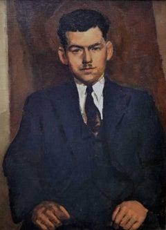 Portrait of Joseph Dixon ARCA