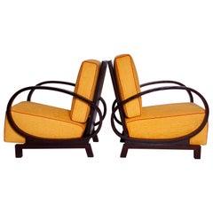 Gorgeous Art Deco Armchairs