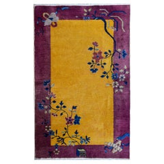 Gorgeous Chinese Art Deco Rug