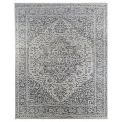 Gorgeous Contemporary Indian Serpai Rug