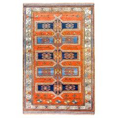 Gorgeous Early 20th Century Kazak Rug