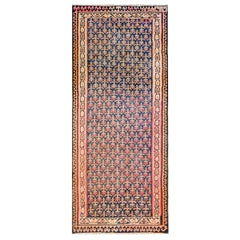 Gorgeous Early 20th Century Kurdish Kilim Rug