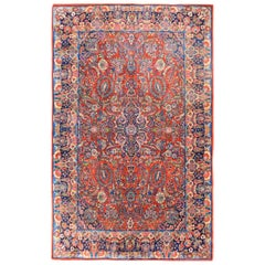 Gorgeous Early 20th Century Qazvin Rug