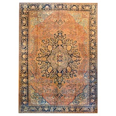 Gorgeous Early 20th Century Sarouk Farahan Rug