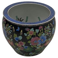 Qing Bowls and Baskets