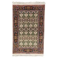 Gorgeous Fine Ispahan Rug