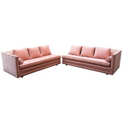Gorgeous Harvey Probber Two-Part Sectional Sofa