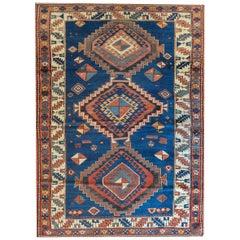Gorgeous Late 19th Century Kazak Rug