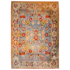 Gorgeous vintage Sultanabad Rug