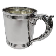 Gorham American Classical Sterling Silver Baby Cup