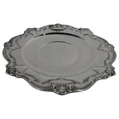 Gorham Chantilly-Duchess Art Nouveau Sterling Silver Serving Plate