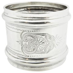 Gorham Stering Silver Napkin Ring Holder