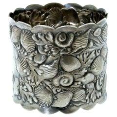 Gorham Sterling Narragansett Style Pattern Napkin Ring #1850