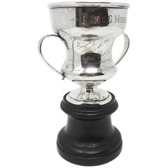 Gorham Sterling Silver Trophy