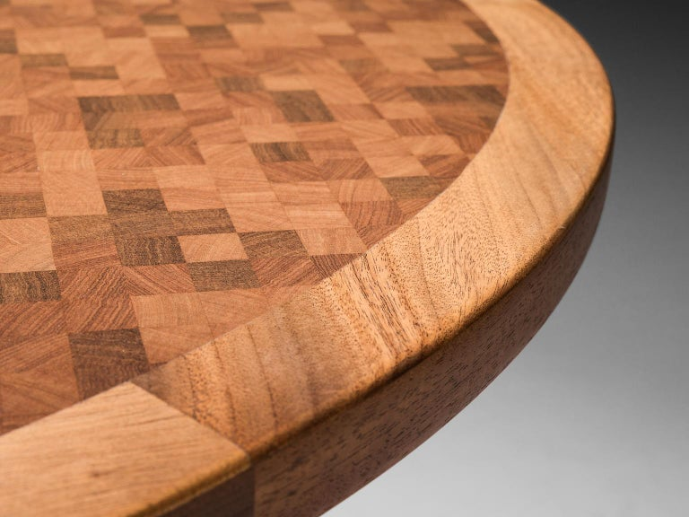 Gorm Lindum Architectural Oval Table For Sale 2