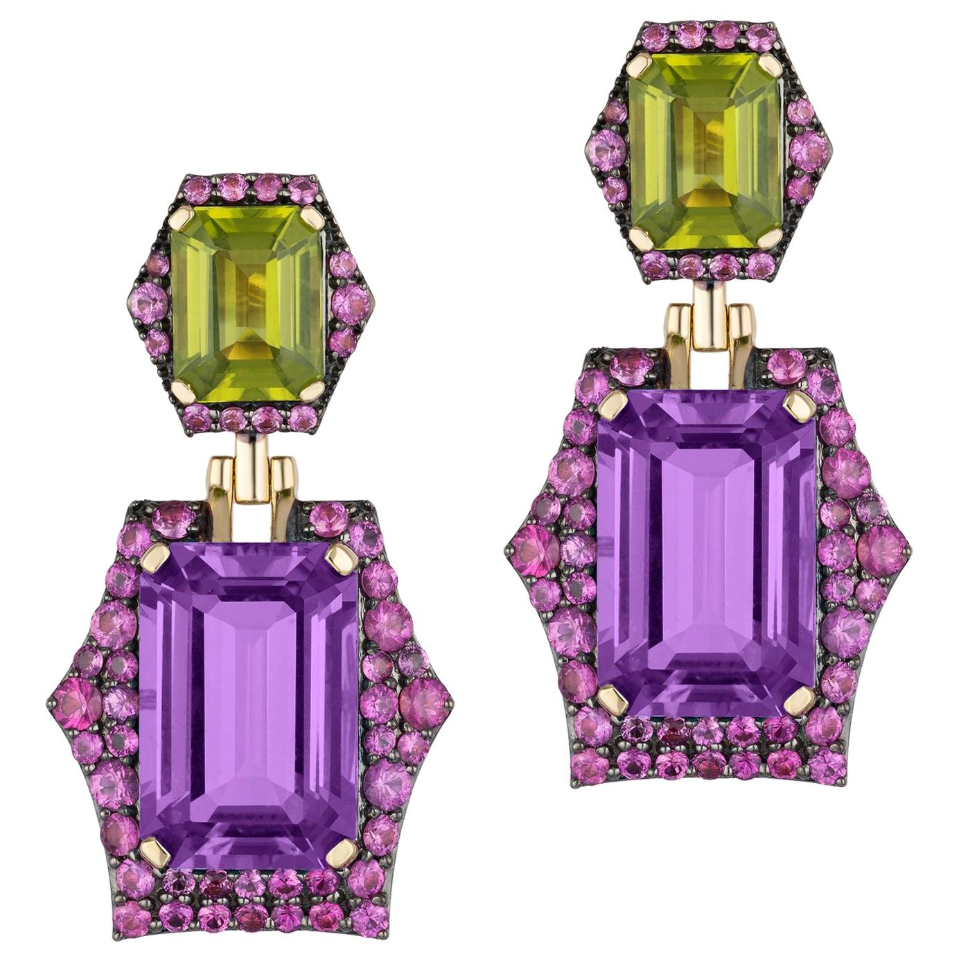 Goshwara Dangle Earrings