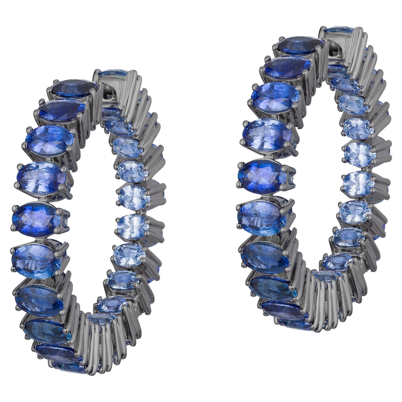 Goshwara Hoop Earrings