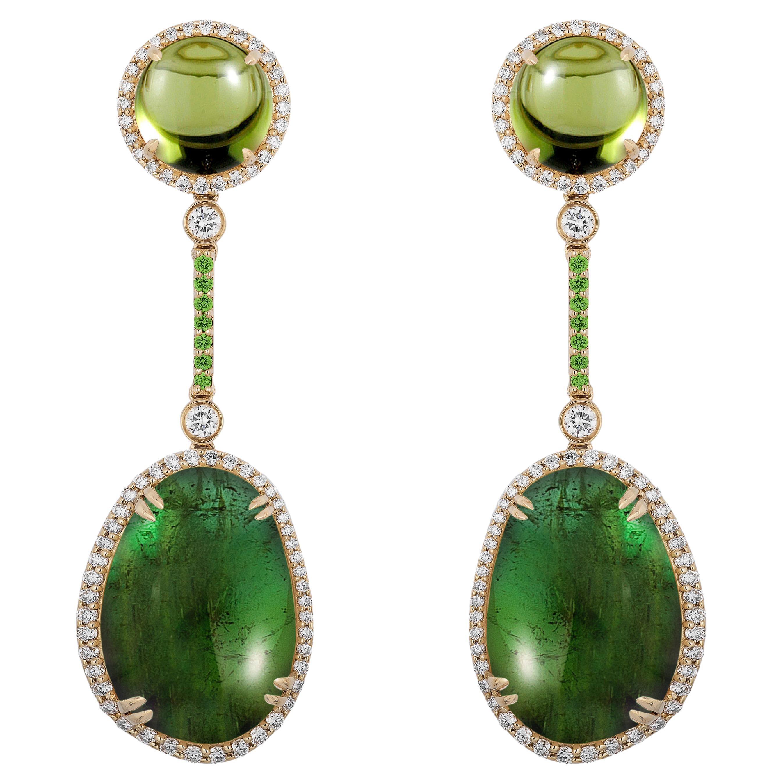 Goshwara Drop Earrings