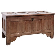 Gothic 16th Century Wood Chest
