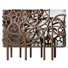Gothic A Cabinet by Fratelli Boffi