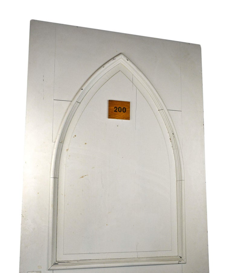 American Gothic Arched Door