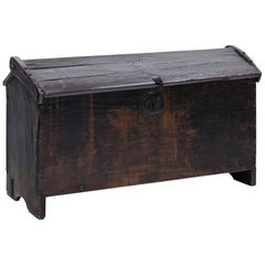 Gothic Chest, Alpine Area, 16th Century