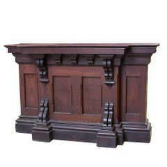 Gothic Revival Counter