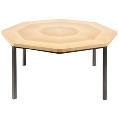 Gotik Wooden Octagonal Table