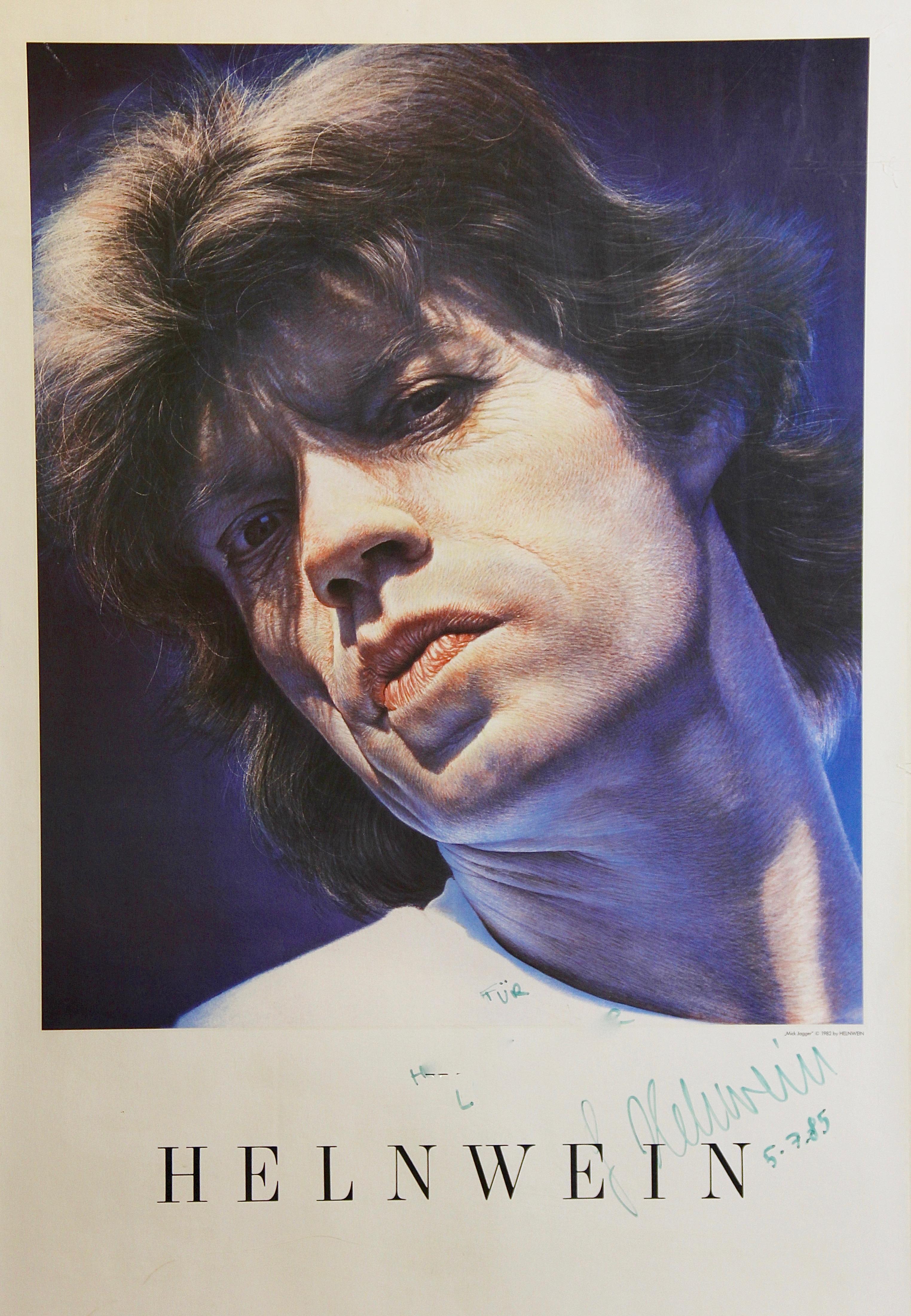 Jagger nude Nude Photos
