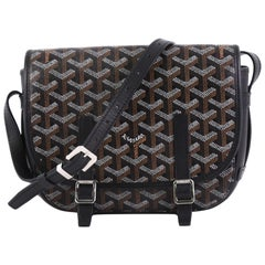 Goyard Belvedere Messenger Bag Coated Canvas PM
