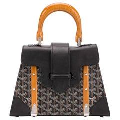 Goyard Black Saigon bag