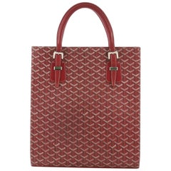 Goyard Comores Tote Coated Canvas GM