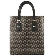 Goyard Comores Tote Coated Canvas PM