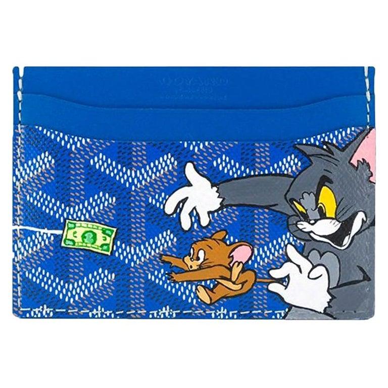 Goyard Customised Slotcard Wallet For Sale
