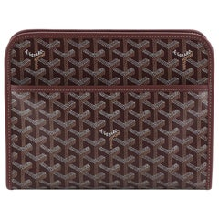 Goyard Jouvence Toiletry Pouch Coated Canvas