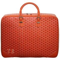 Goyard Mojordome 50 Monogram Canvas Coated Suitcase