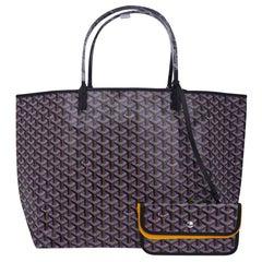Goyard Saint Louis Opaline Claire Voie Purple GM Limited Edition