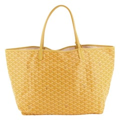 Goyard Saint Louis Tote Coated Canvas GM