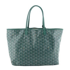 Goyard St. Louis Tote Coated Canvas PM
