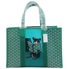 Goyard Villette Tote Green XL