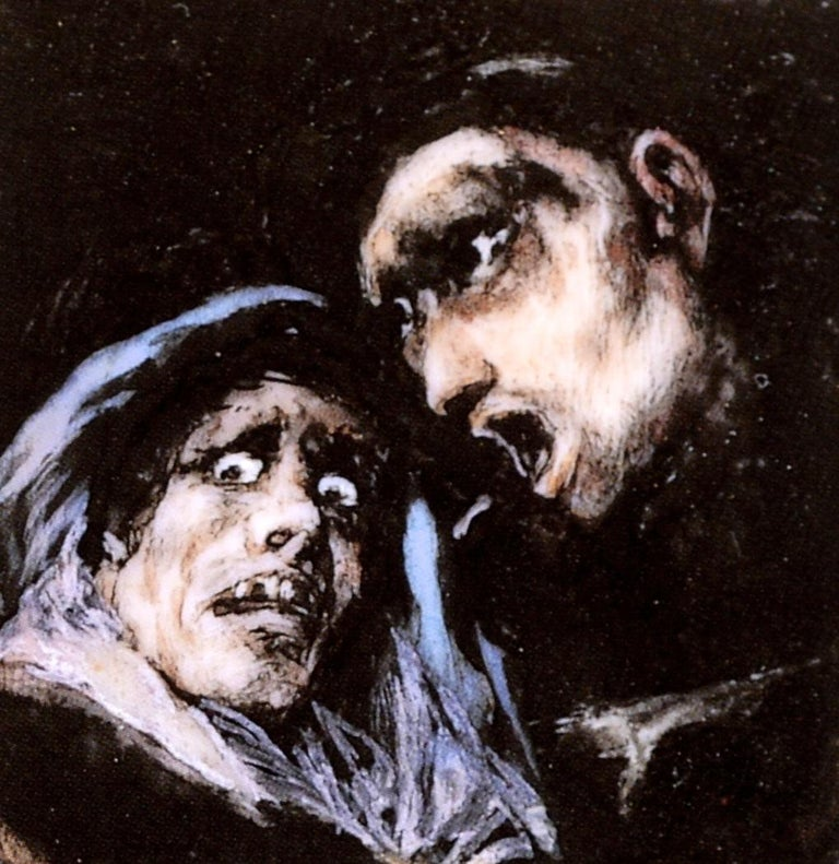 Goya's Last Works by Jonathan & Susan Grace Galass, 1st Ed Exhibition Catalog For Sale 9