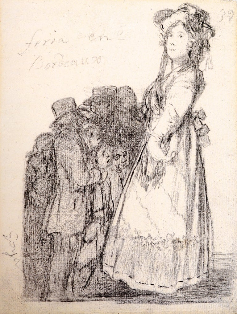 Goya's Last Works by Jonathan & Susan Grace Galass, 1st Ed Exhibition Catalog For Sale 13